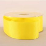 GROSS GRAIN RIBBON YELLOW  RI7996
